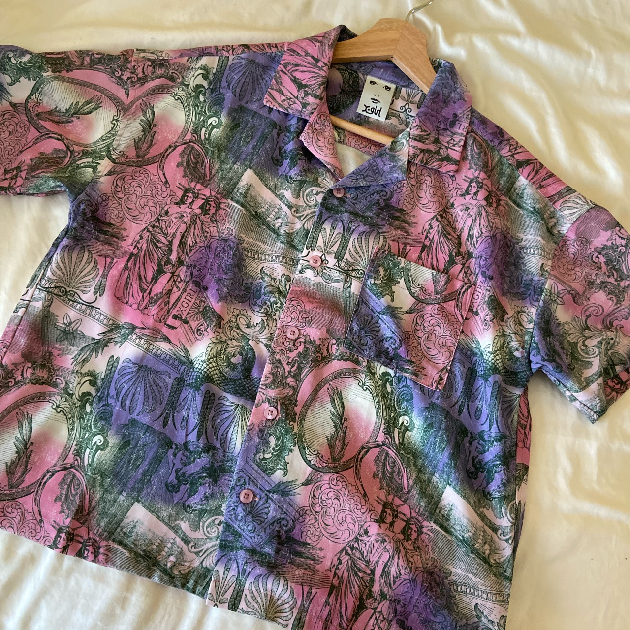 Product Image 1 - X-Girl Button up with the