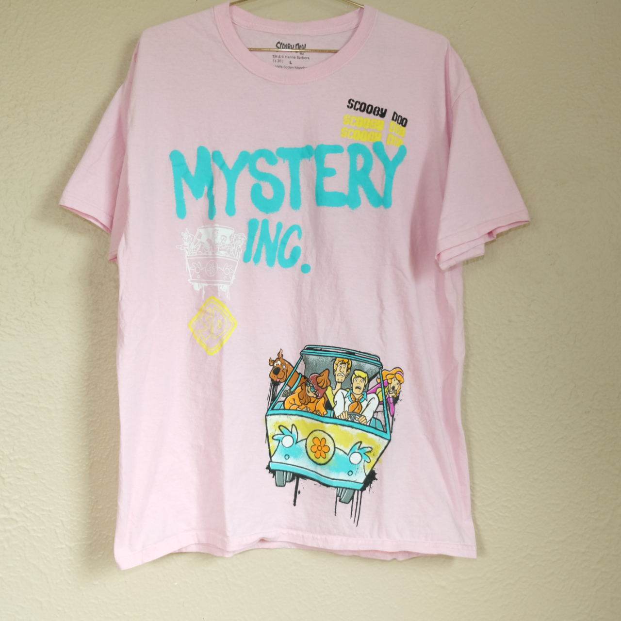 Product Image 1 - Pre-Loved Scooby-Doo! Mystery Inc. Tee  Tag