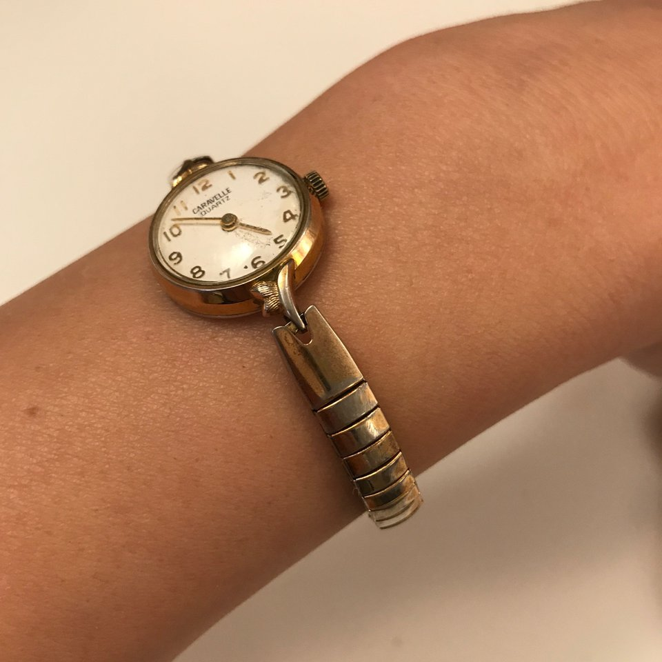 Caravelle watches women vintage Watches for