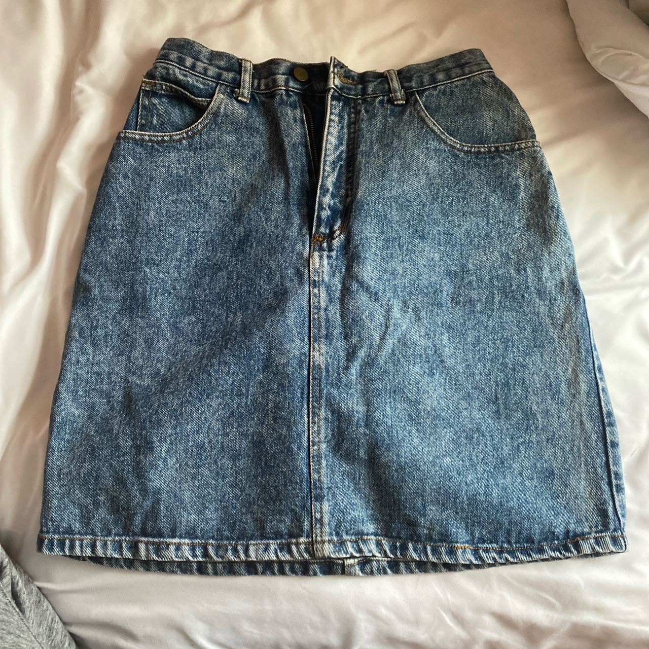 Product Image 1 - Vintage 80s Guess Jean Skirt