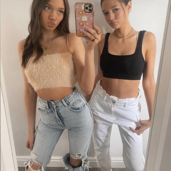 Product Image 1 - Fluffy pink crop top as