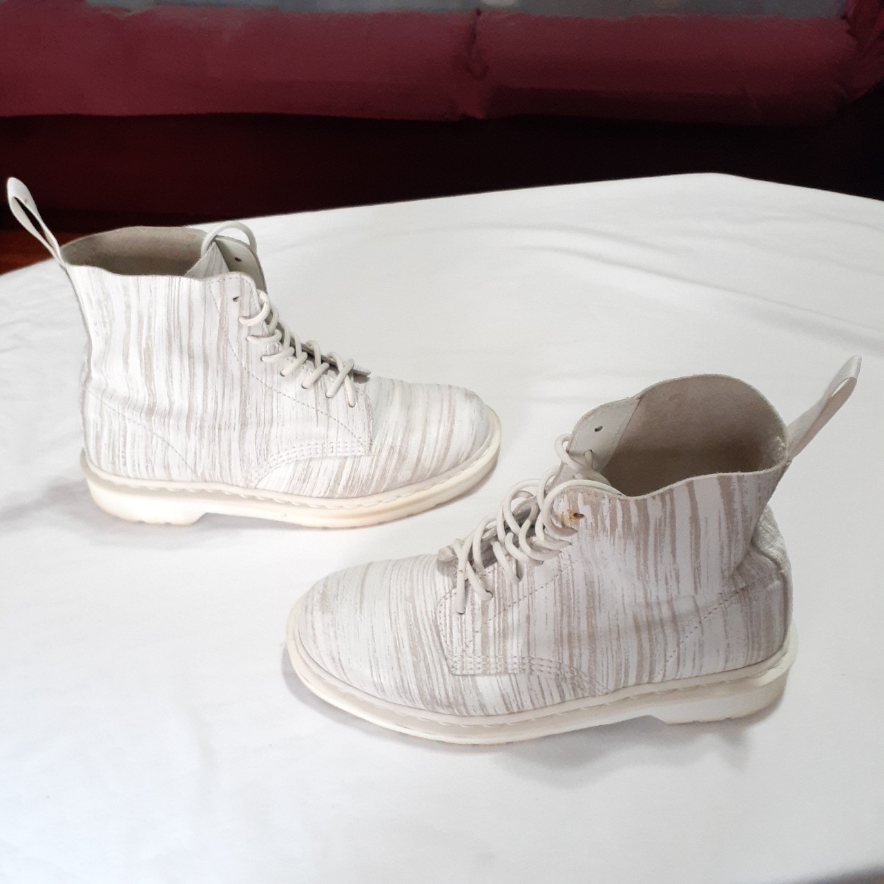 Product Image 1 - Dr Martens High Top White