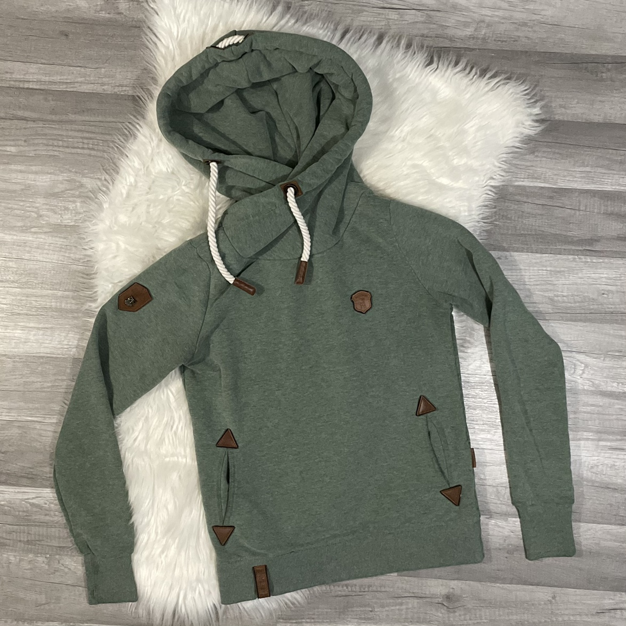 Product Image 1 - Naketano Soft Mint Green Pullover