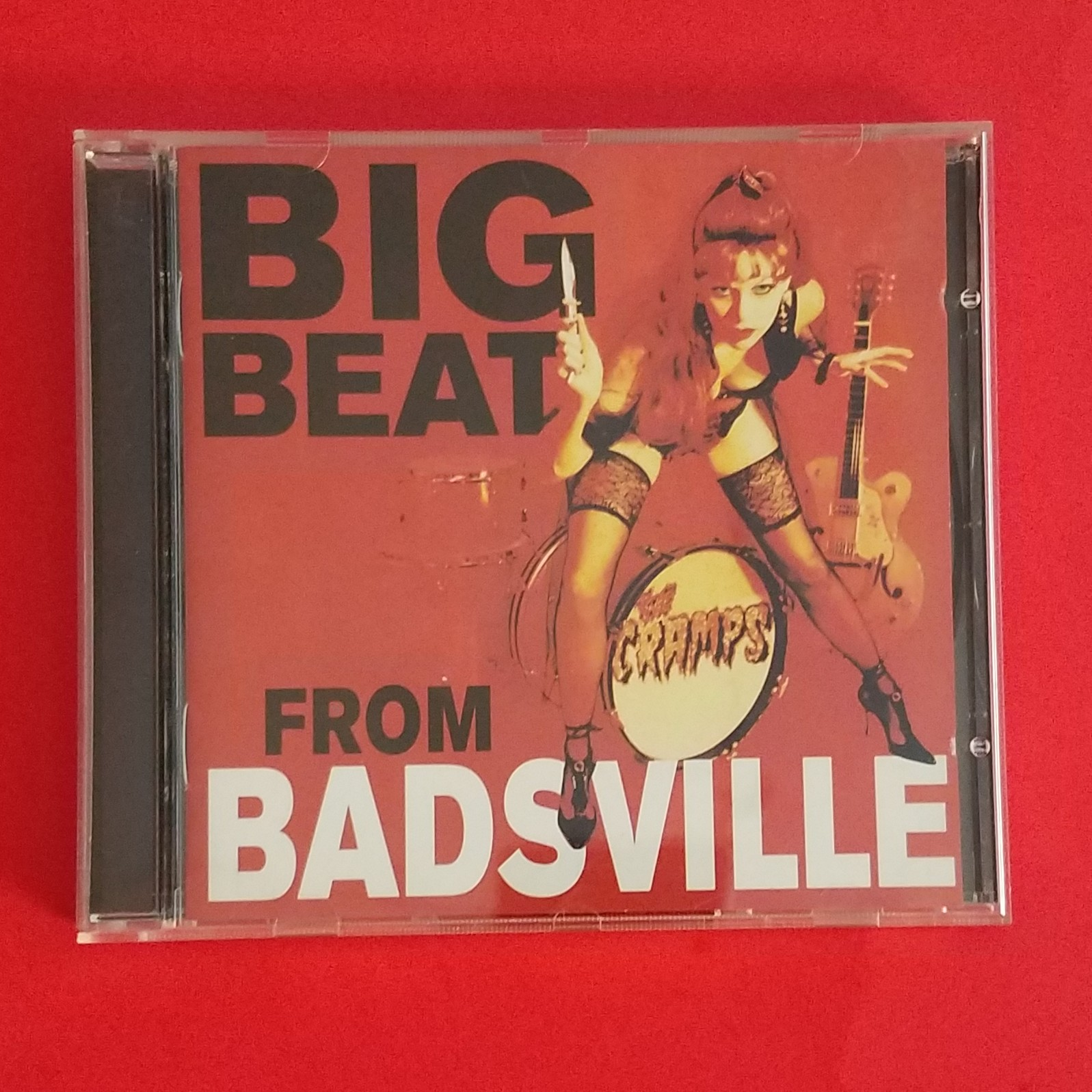 Product Image 1 - The Cramps Big Beat from
