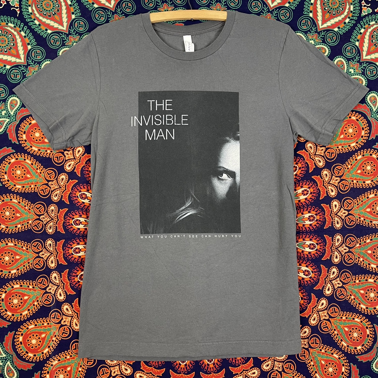 """Product Image 1 - Awesome modern """"The Invisible Man"""""""
