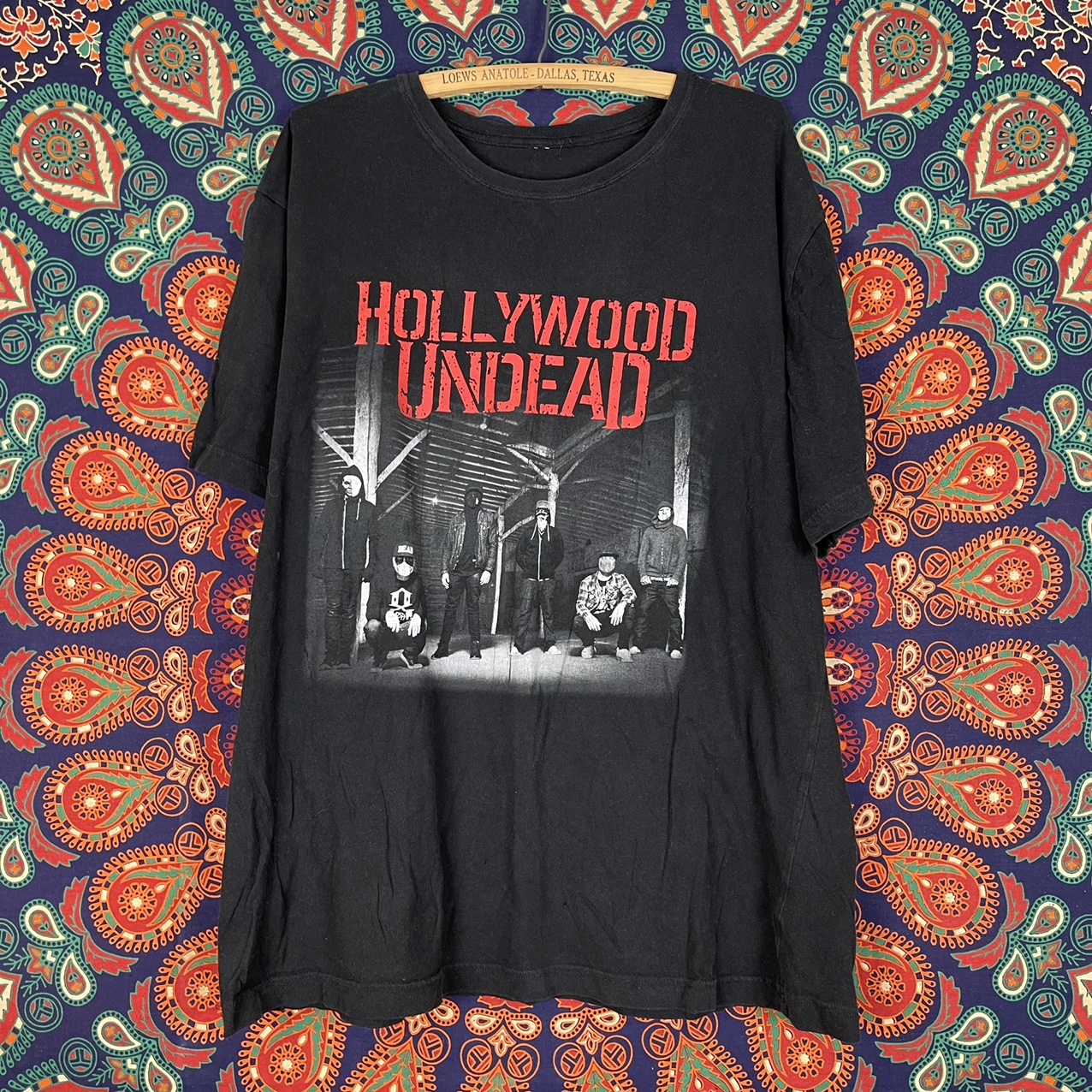 Product Image 1 - Retro Y2K Hollywood Undead Tour