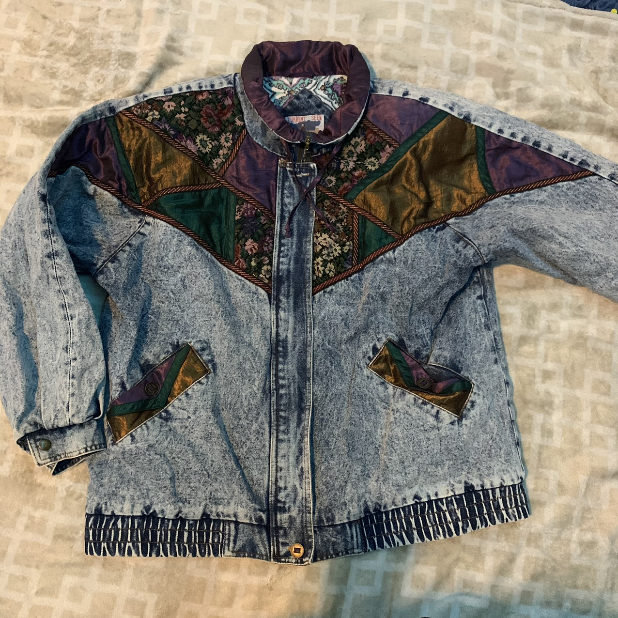 Product Image 1 - brand: current seen traits: vintage heavy