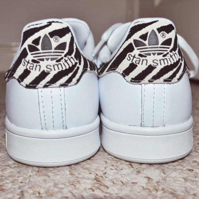 adidas stan smith zebra prezzo
