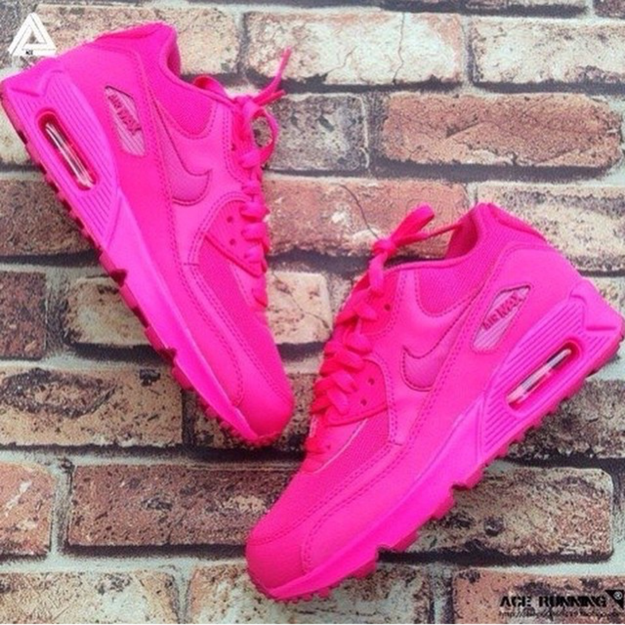 nike air max donna fluo