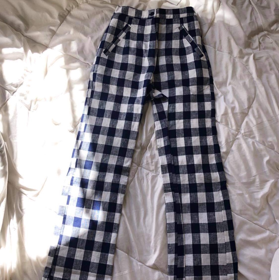 Product Image 1 - Reformation Wide Leg Linen Pants/Trousers  BNWT RRP: