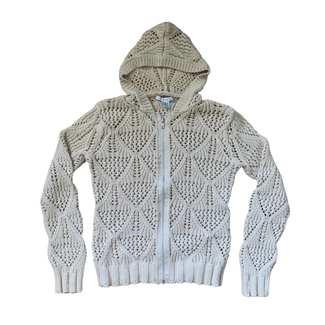 Product Image 1 - Y2k Knit Zip Up Sweater