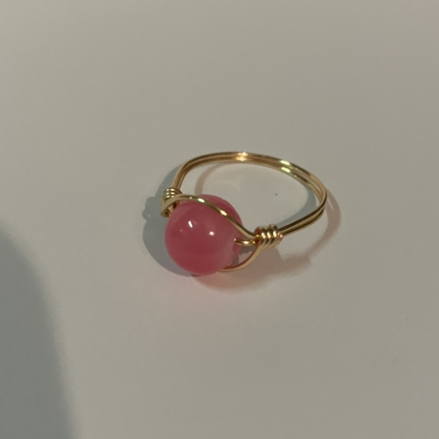 Product Image 1 - Handmade gold wire ring! Hot