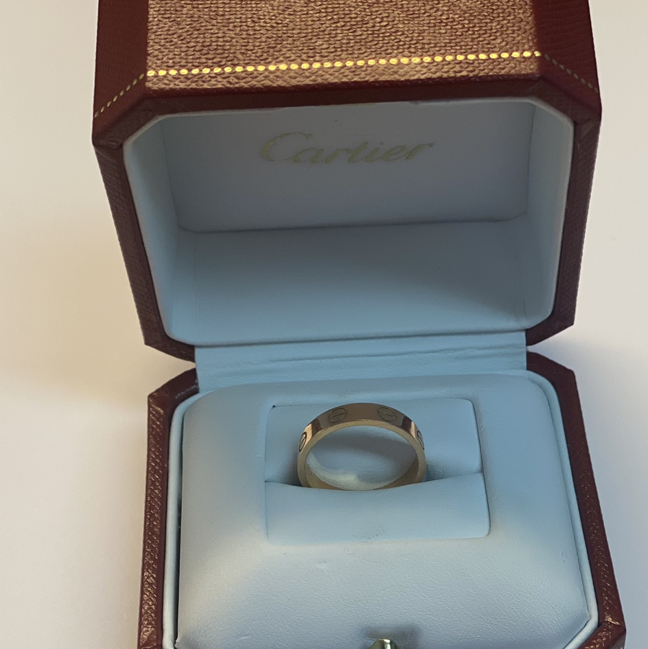 Product Image 1 - Cartier Love Ring Wedding Band