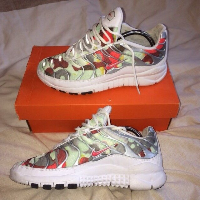 Nike Tn Tuned Trainers With Free Ollie Boyy Depop