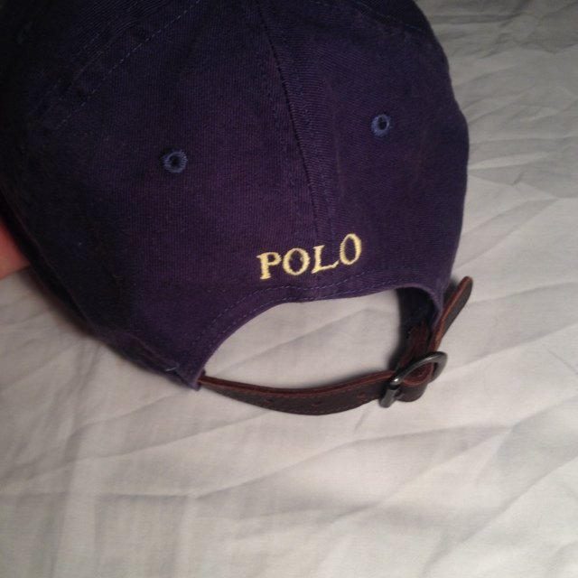 Ralph Lauren Polo Hat Leather Strap - Hat HD Image Ukjugs.Org ae97eaf38ca5
