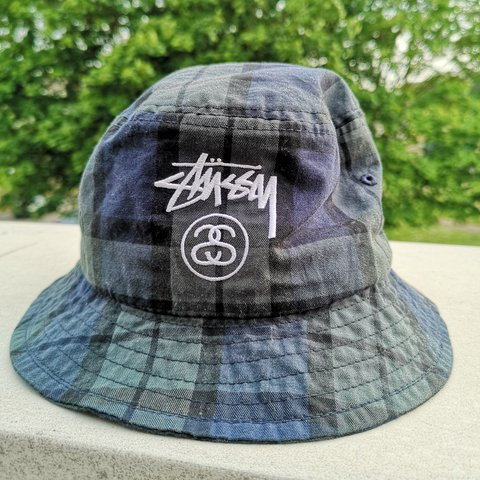 1140f93f @ilauralouise. 10 days ago. Saint Paul's, GB. Stussy bucket hat perfect  condition