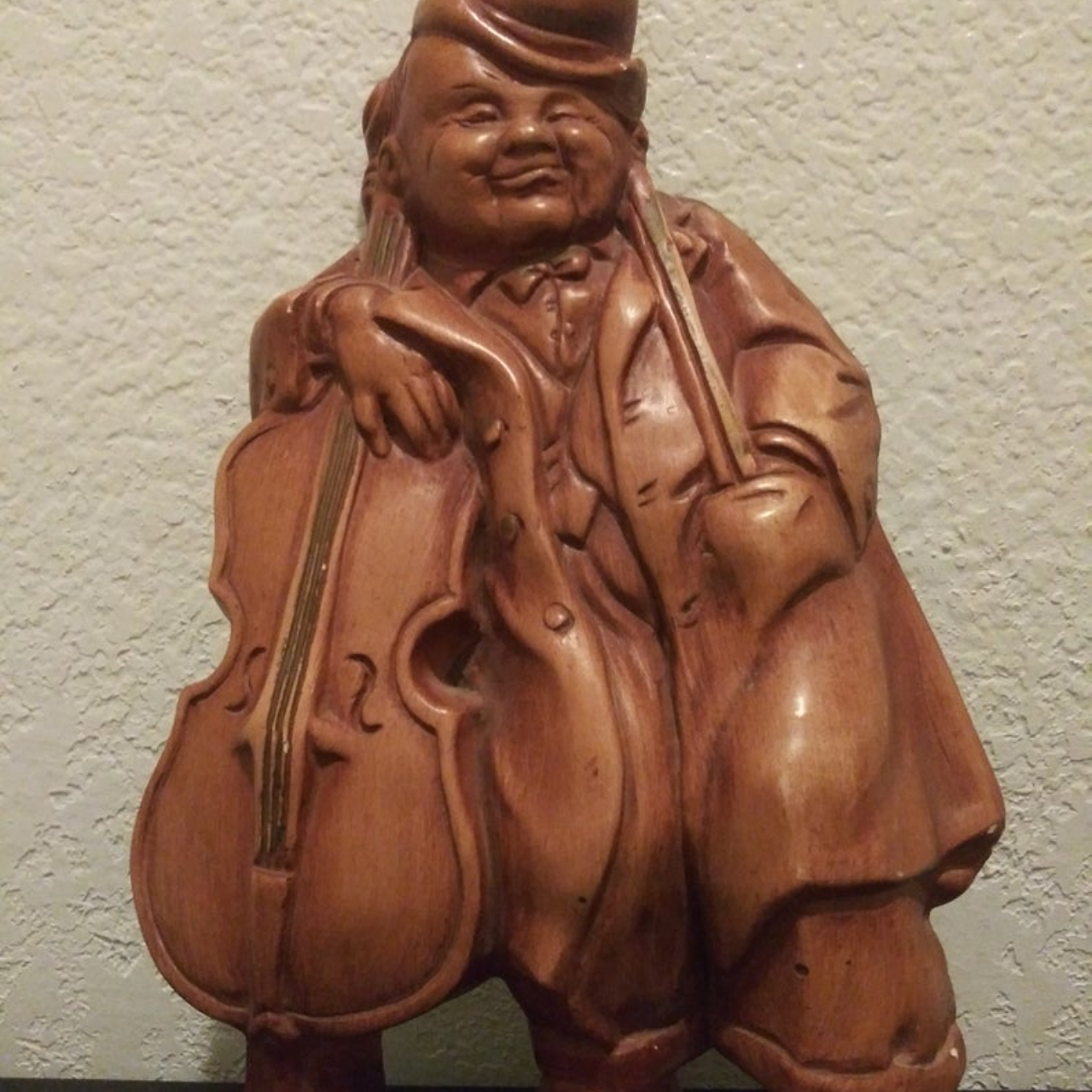 Product Image 1 - vintage antique ceramic cello and