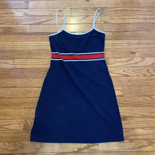 Product Image 1 - Brandy Melville Dress in red,white