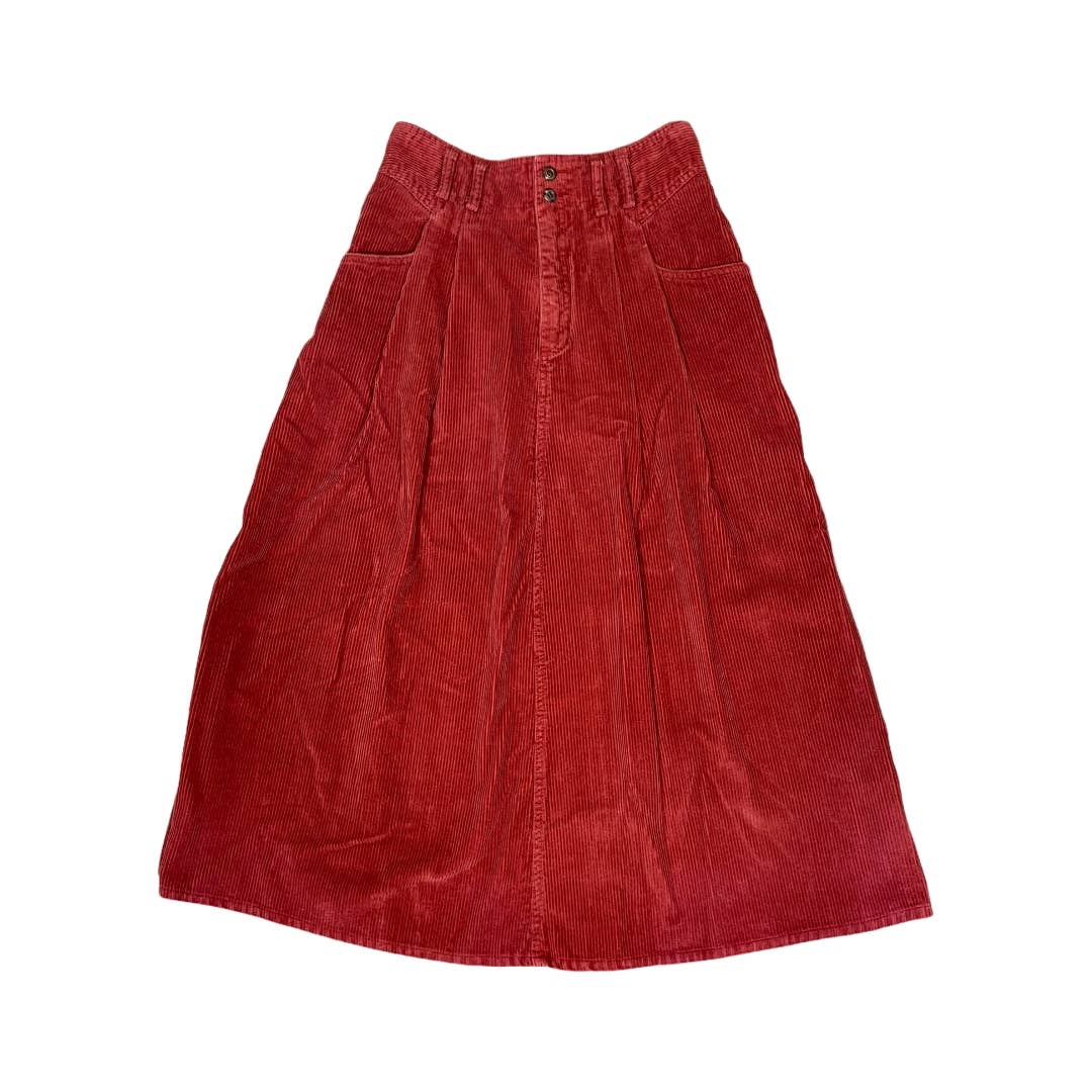 Product Image 1 - Corduroy high waisted pleated maxi