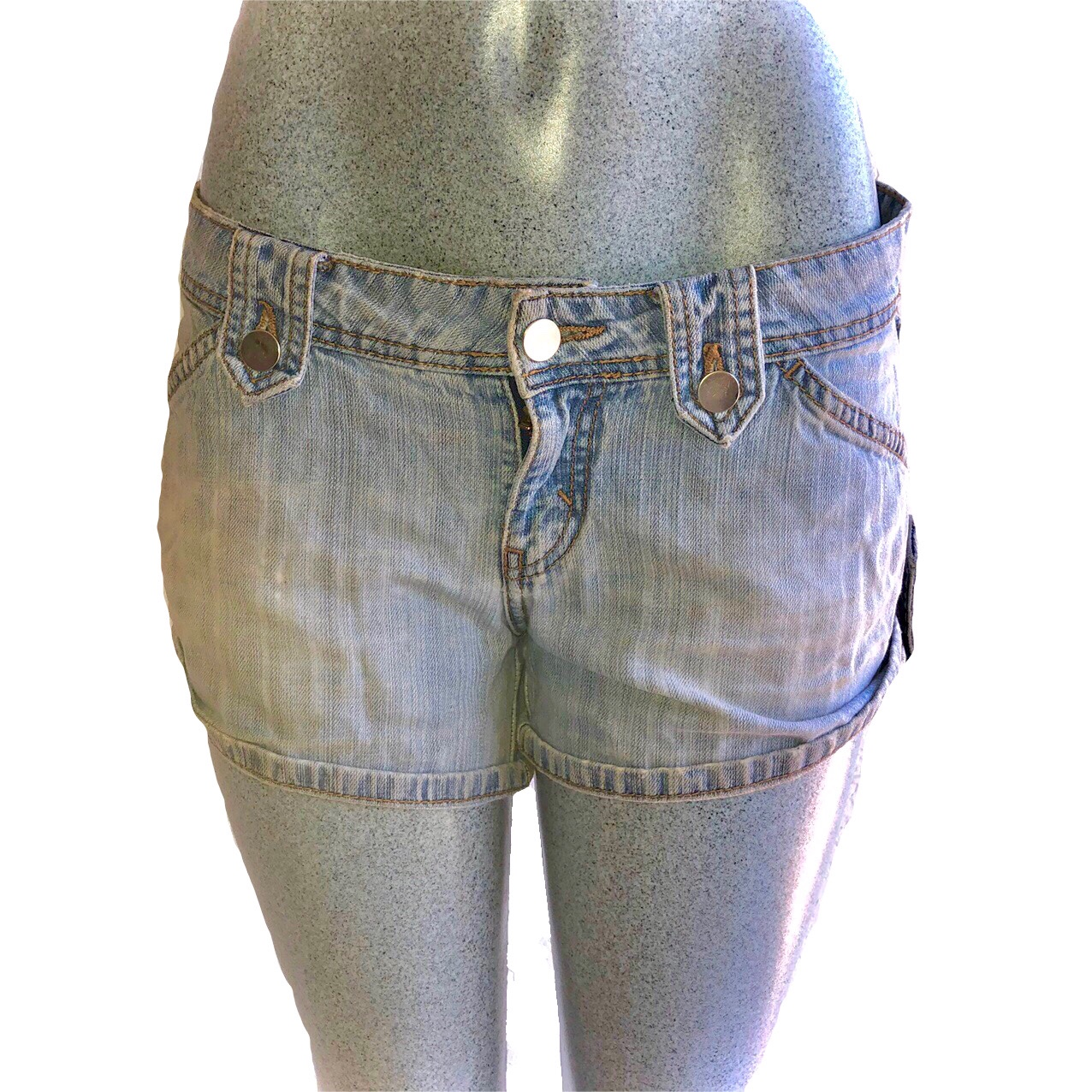 Product Image 1 - 💙Adorable Blue Jean Shorts with