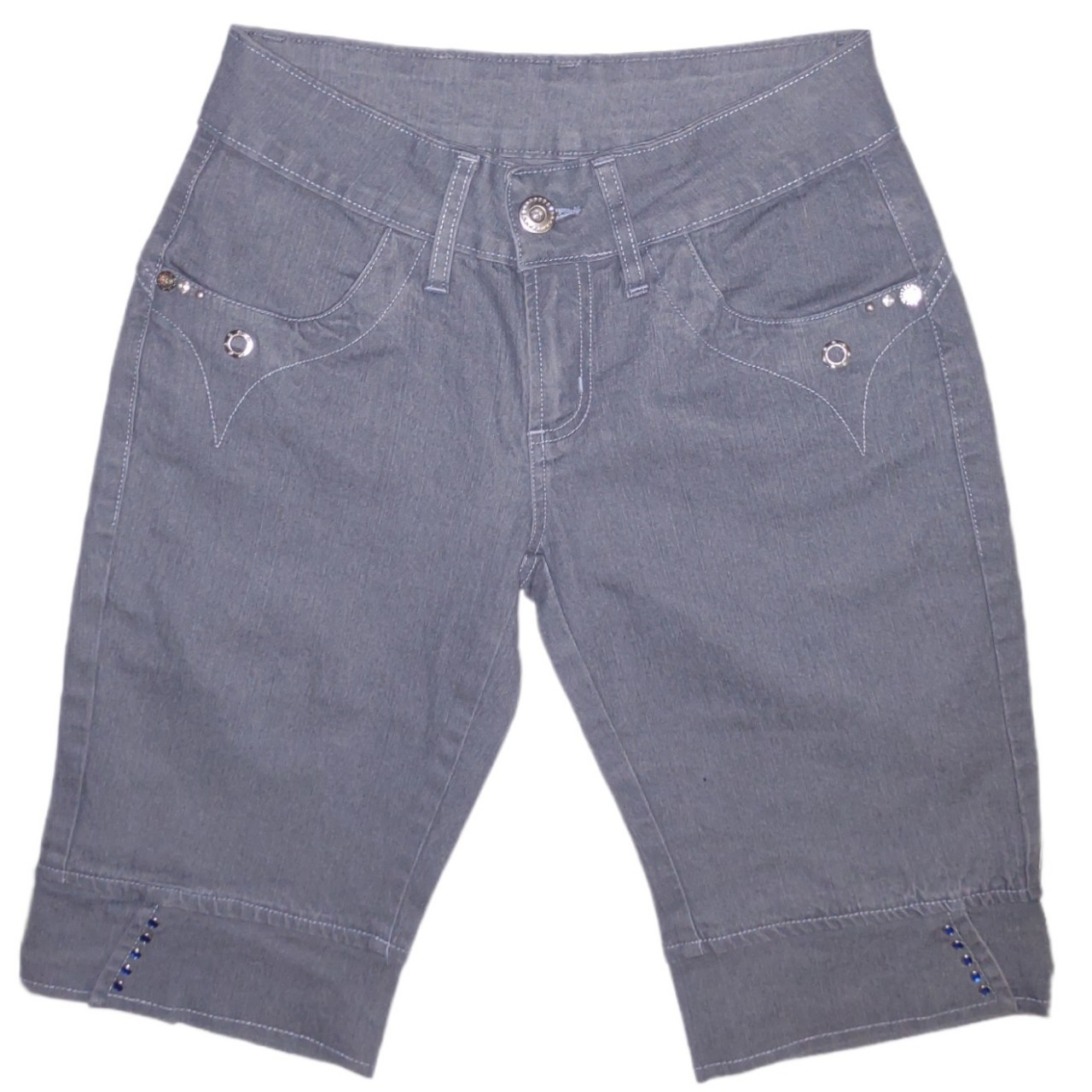 Product Image 1 - Grey gray jean above the