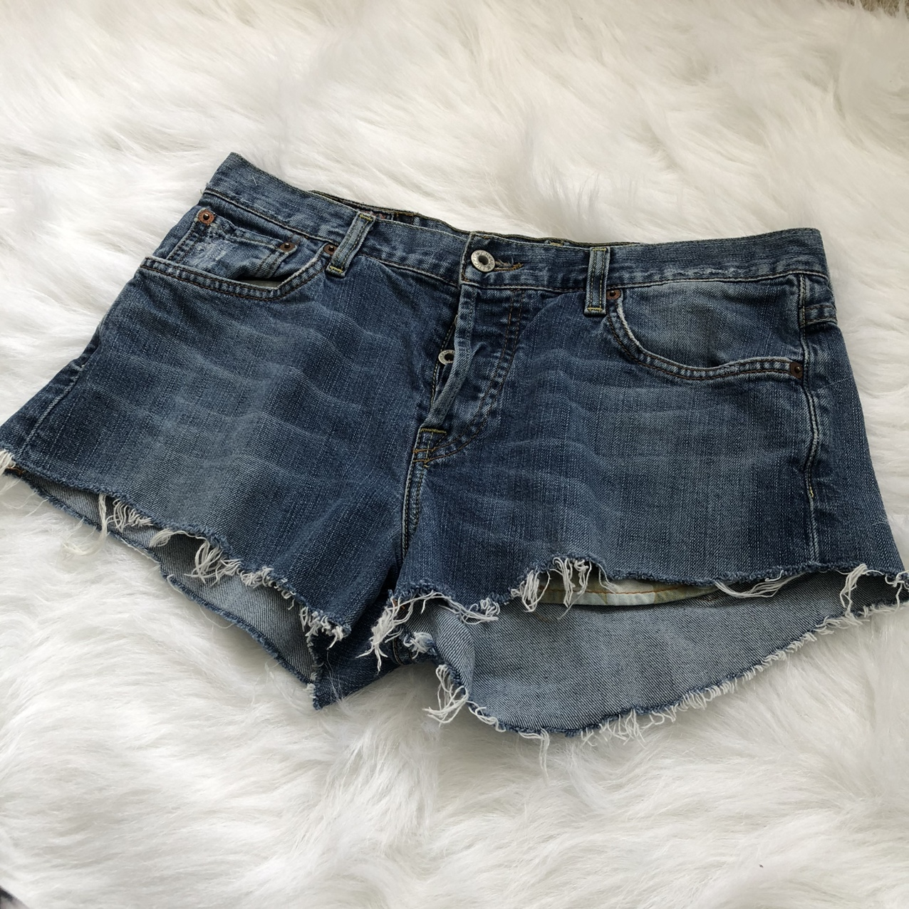 Product Image 1 - Lucky brand adorable denim shorts