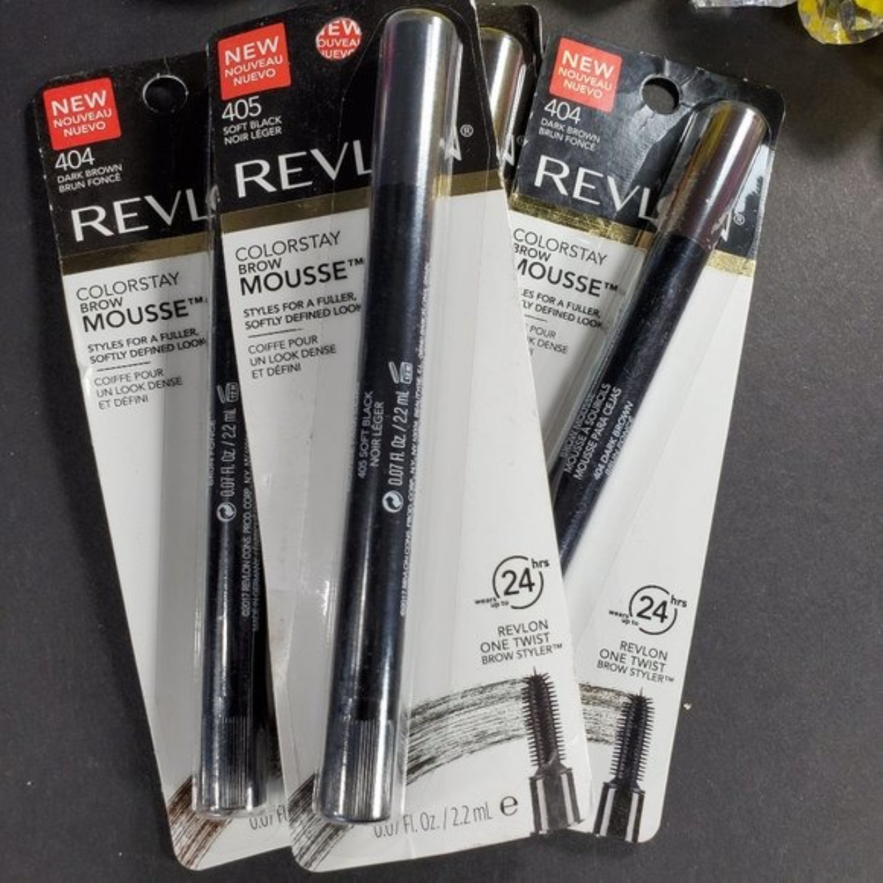 Product Image 1 - Revlon Color Stay Brow Mousse