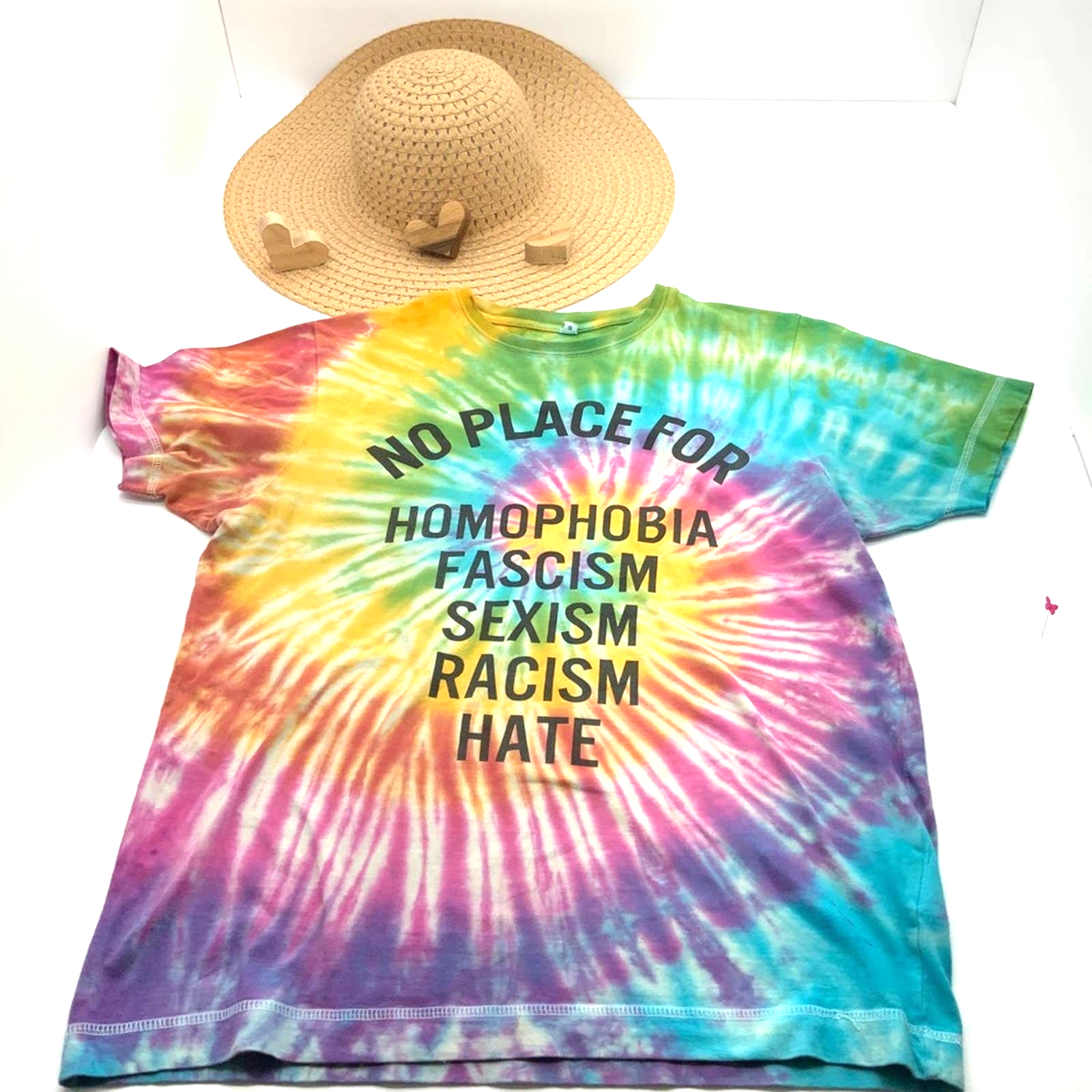 Product Image 1 - No Place For - Organic