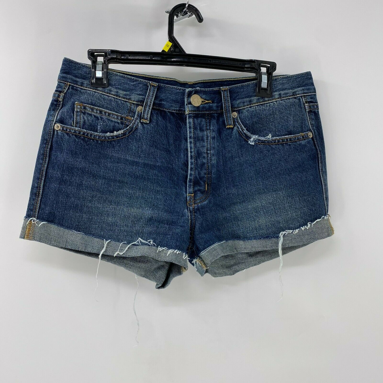Product Image 1 - BDG tomgirl jean shorts button