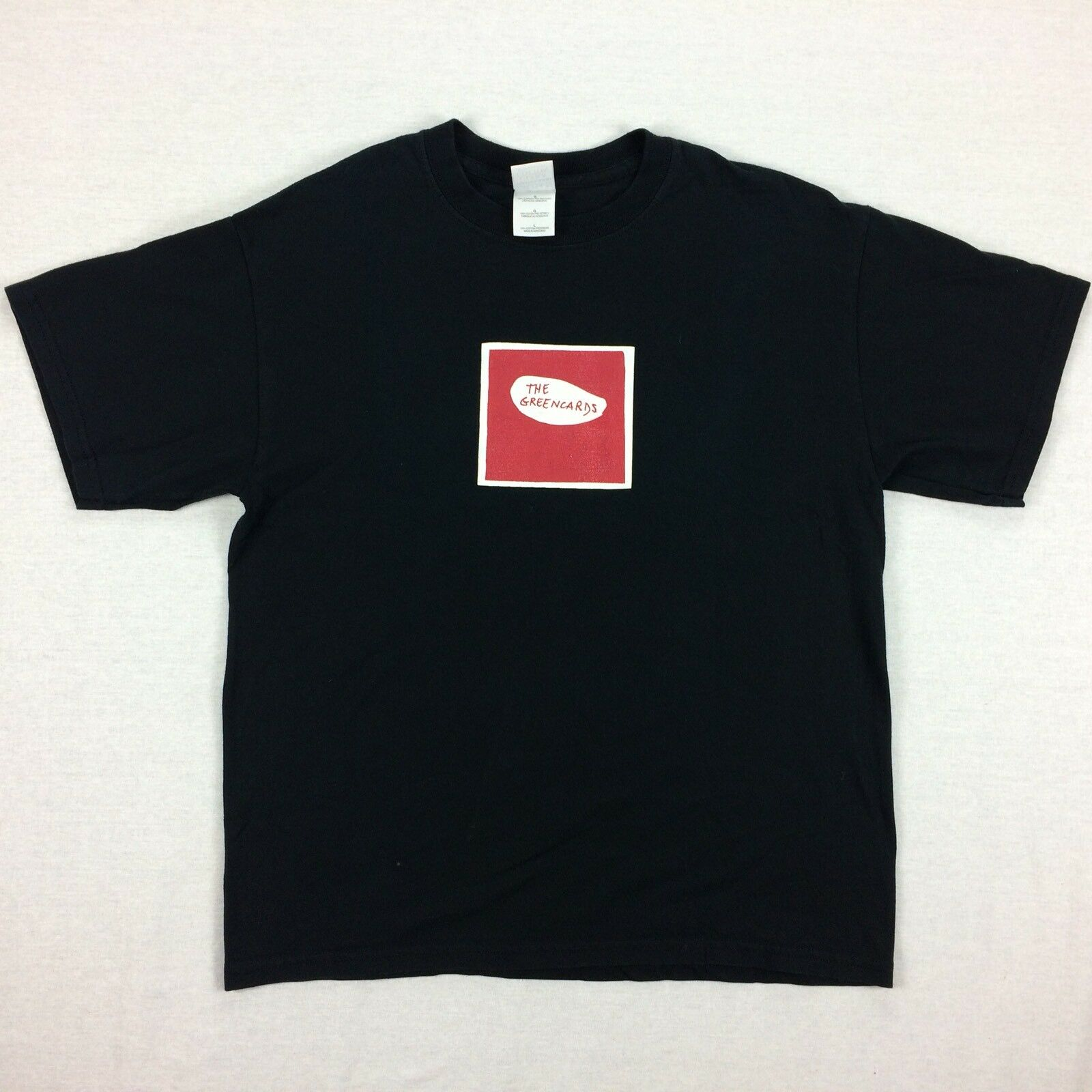 Product Image 1 - The Greencards Band T-Shirt Black