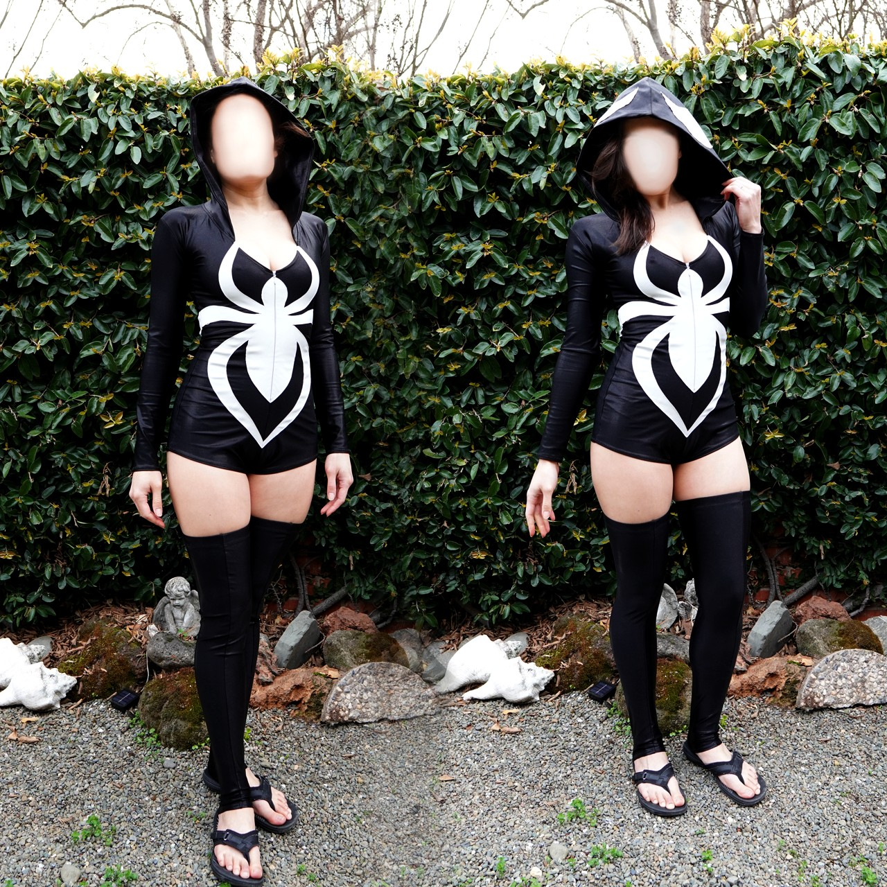 """Product Image 1 - This unofficially a """"Venom"""" #playsuit"""