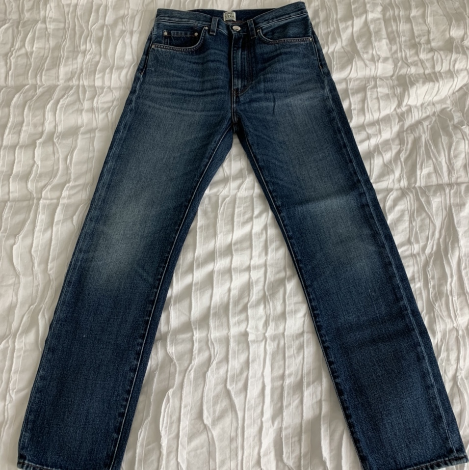Product Image 1 - Toteme straight leg jeans in
