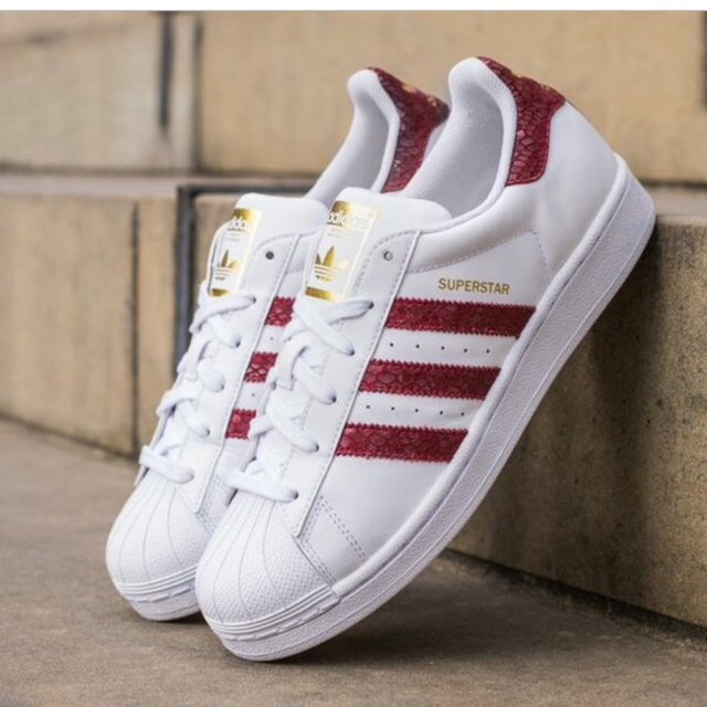 superstar bordeaux adidas
