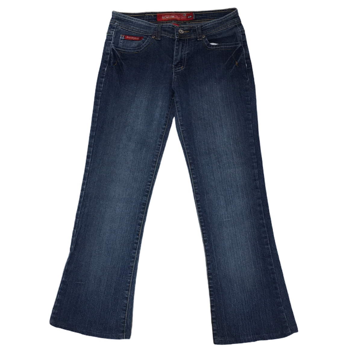 Product Image 1 - Dark Washed Cyber y2k Flared