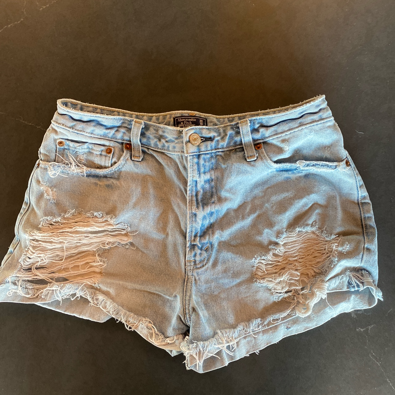 Product Image 1 - Abercrombie & Fitch light wash