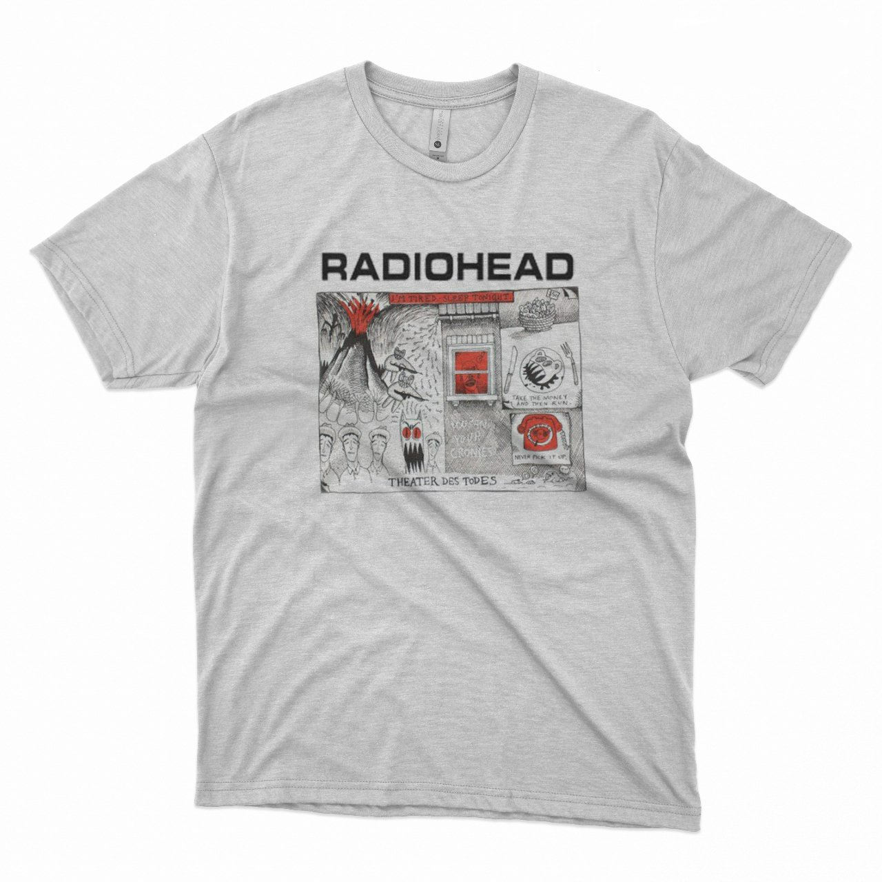 Product Image 1 - Radio Head T-Shirt T-shirt in new