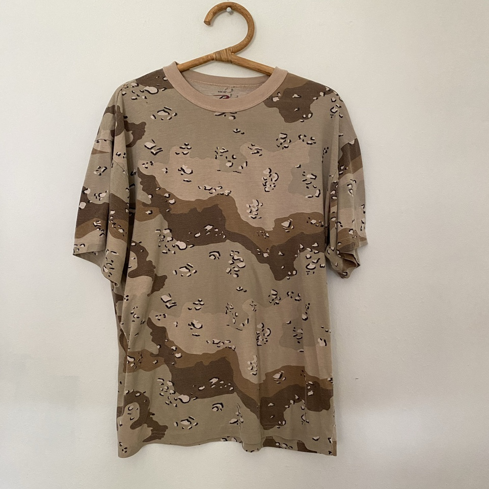Product Image 1 - Vintage Y2K brown camouflage Rothco