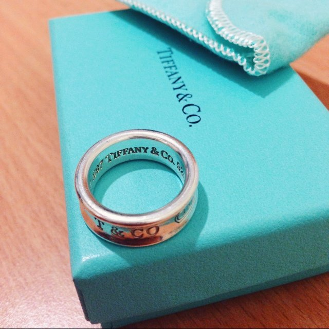 Anelli Tiffany & Co