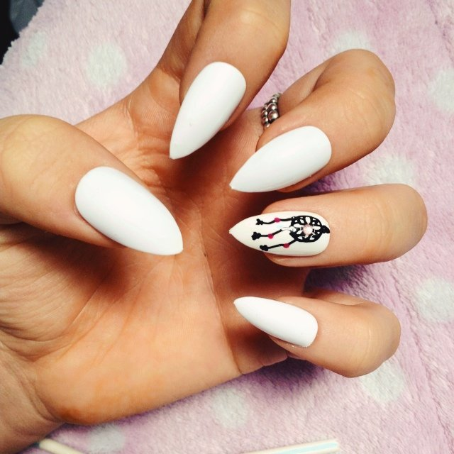 And Dream Catcher Nails