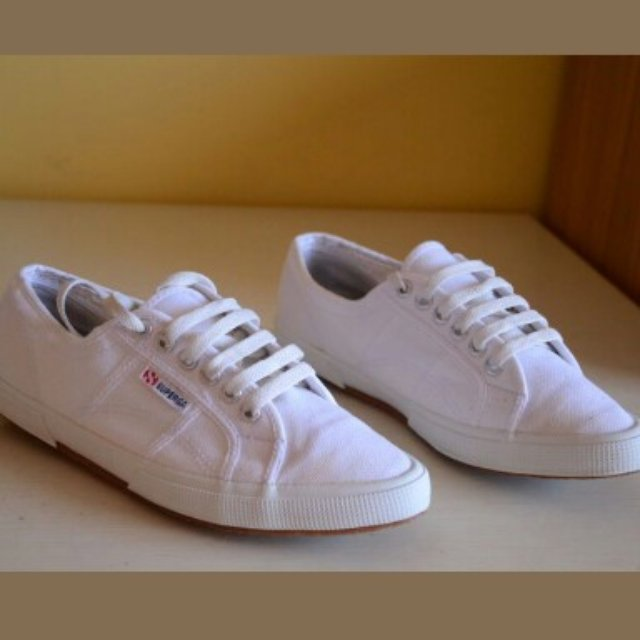 design di qualità 0864a 1c8ea Superga bianche - Shopping Acquea