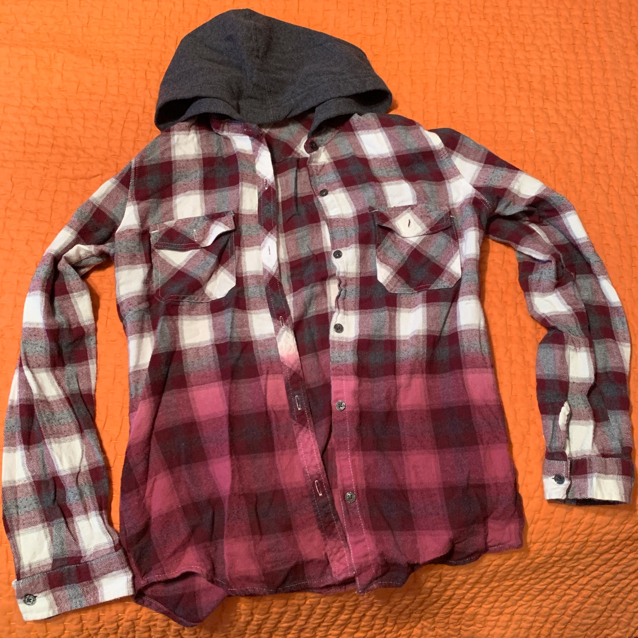 Product Image 1 - Empire ombré flannel perfect for