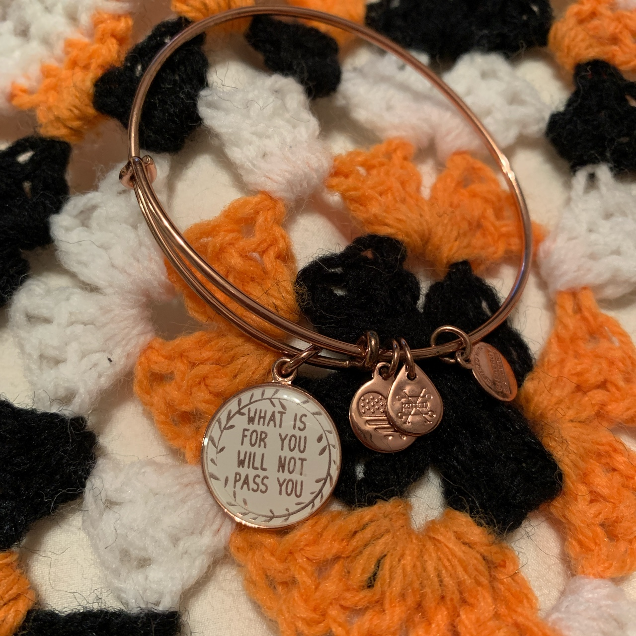 Product Image 1 - Alex and ani adjustable bracelet  #quote#inspiring#cute#girly