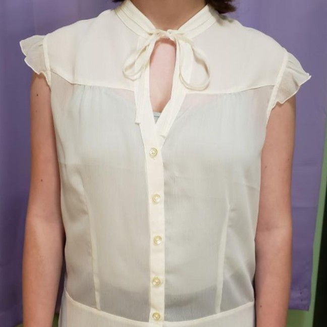 Product Image 1 - Old Navy L White Lace