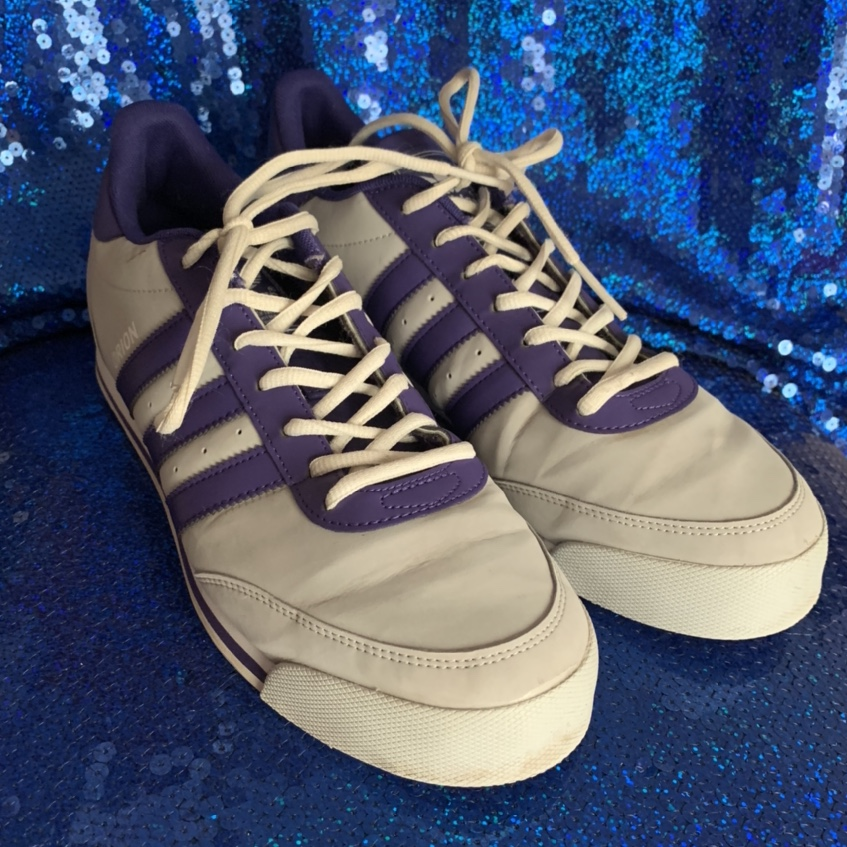 Product Image 1 - Purple and gray  Adidas Orion
