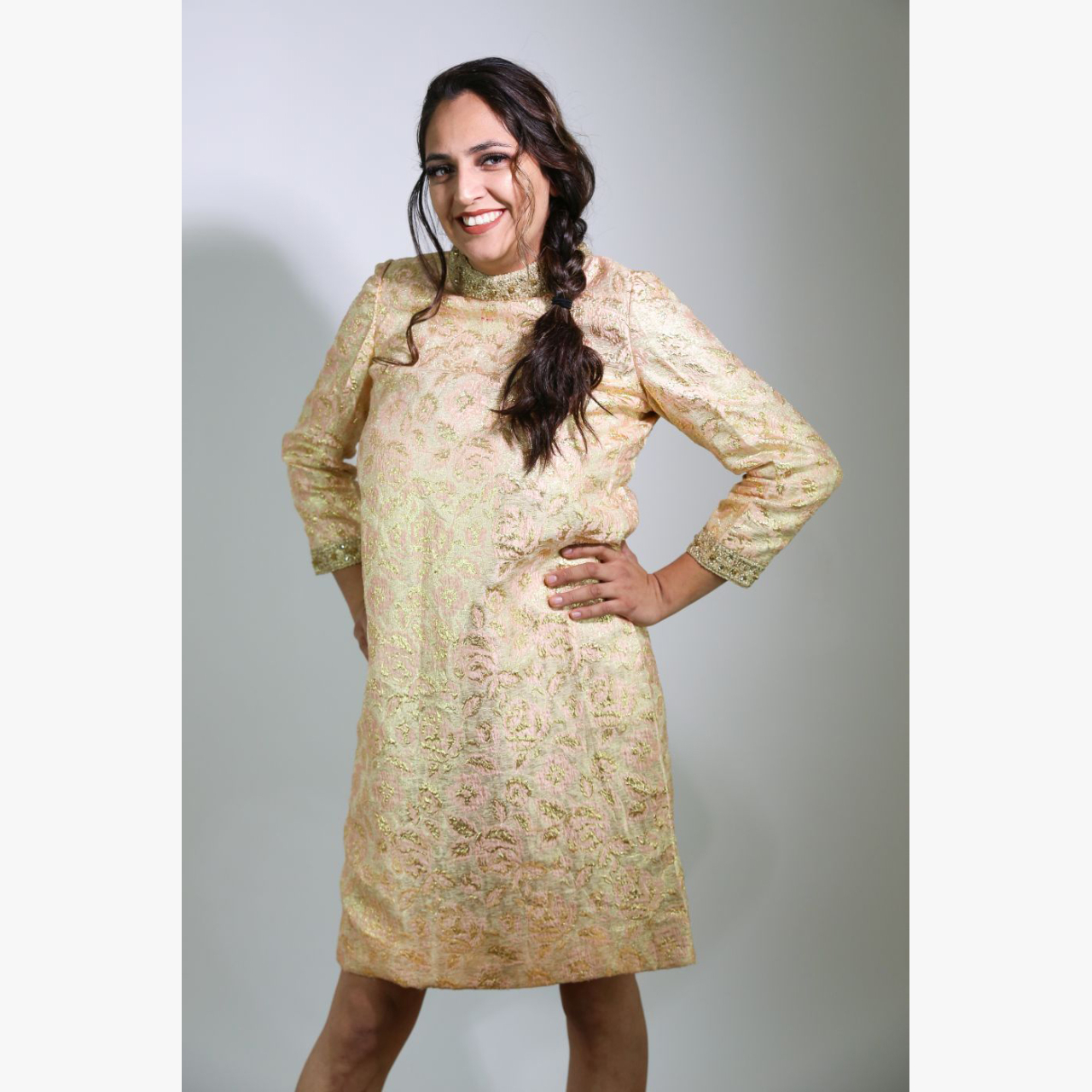 Product Image 1 - 1960's Plus Size Pink &