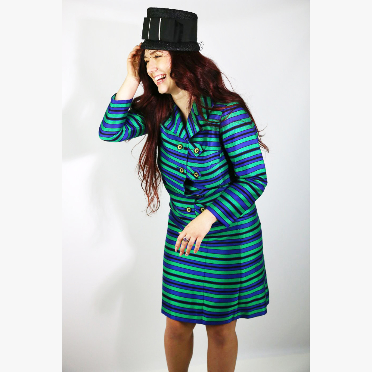 Product Image 1 - Vintage 1960's Plus Size Green