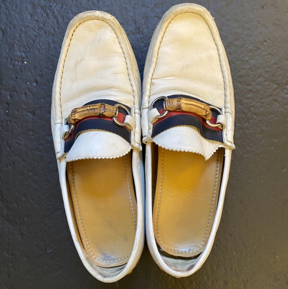 Product Image 1 - Men's size 10 Gucci Loafers.