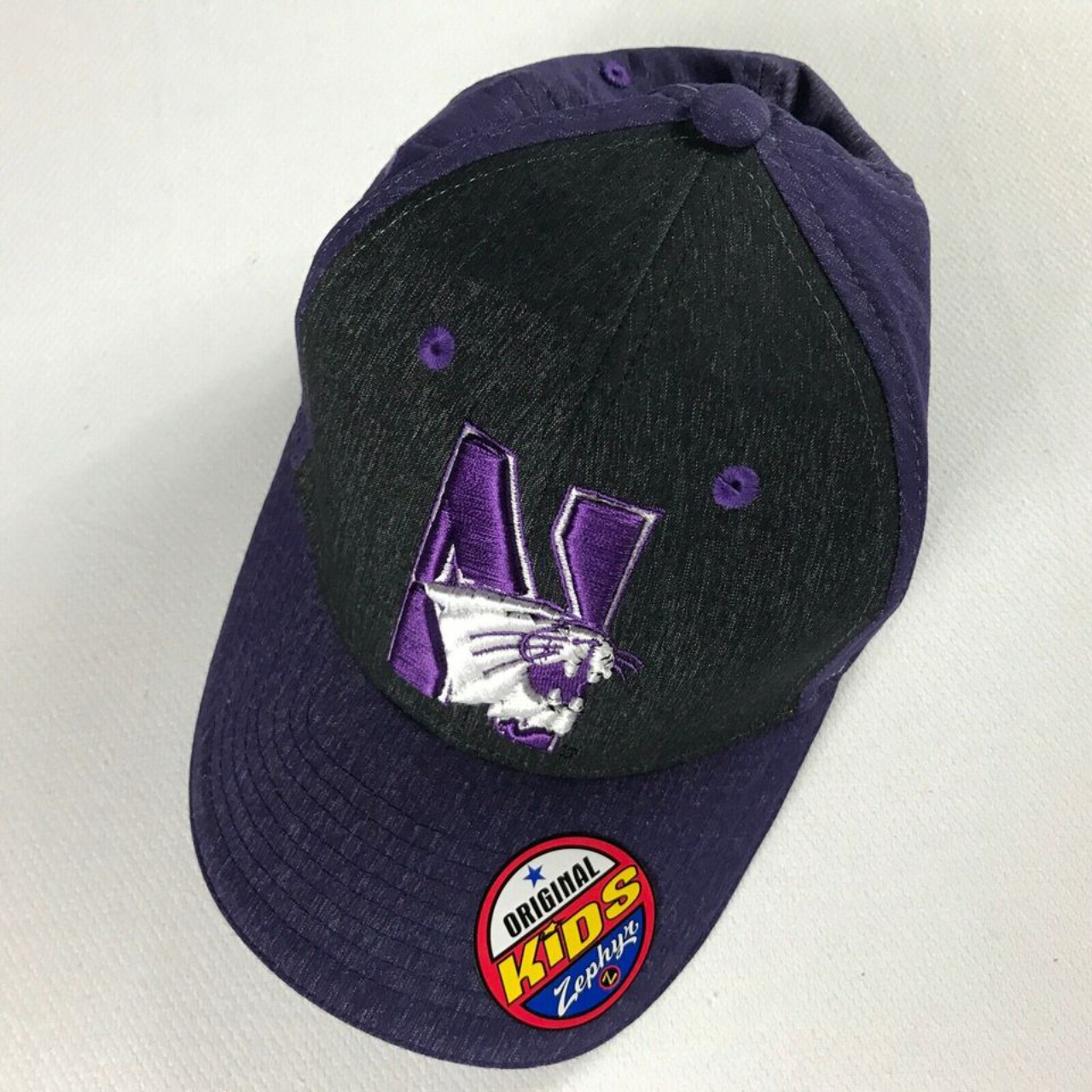 Product Image 1 - Northwestern Wildcats Fitted Hat NEW