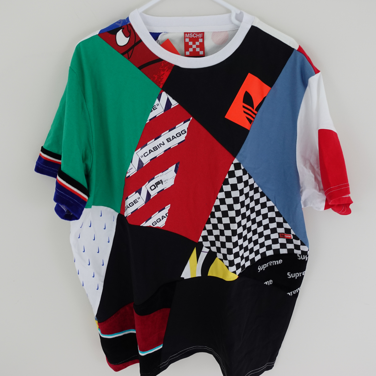 Product Image 1 - MSCHF x Shirt Patchwork of
