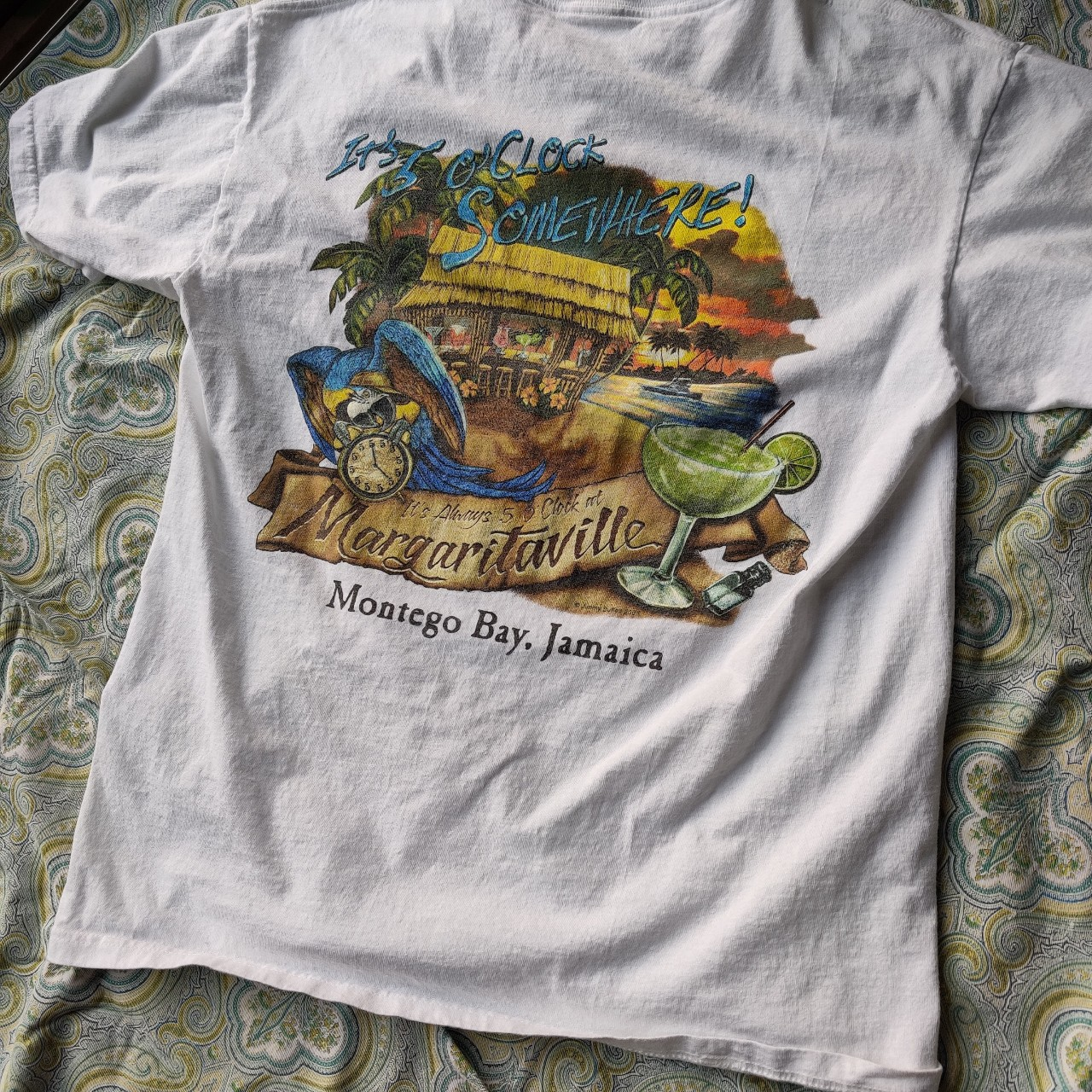 Product Image 1 - Early 00's Margaritaville T-Shirt -
